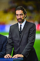 Robert PIRES - 17.03.2015 - Monaco / Arsenal - 1/8Finale Retour Champions League<br />