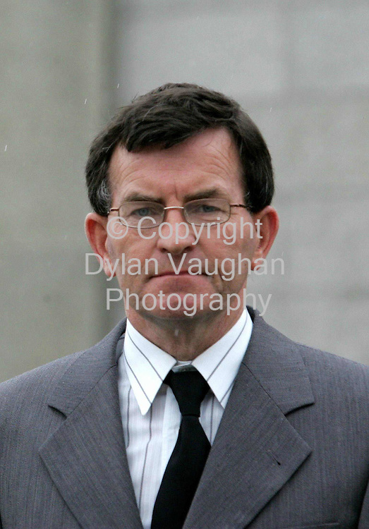 21/7/2004.Ger Byrne vice principal of Carlow Vocational College pictured at Carlow Court in conection with 6 charges of gross indecency. Use of picture is subject to case outcome..Picture Dylan Vaughan