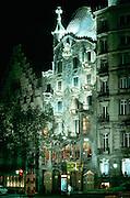 Casa Battlo? by Antoni Gaudi.