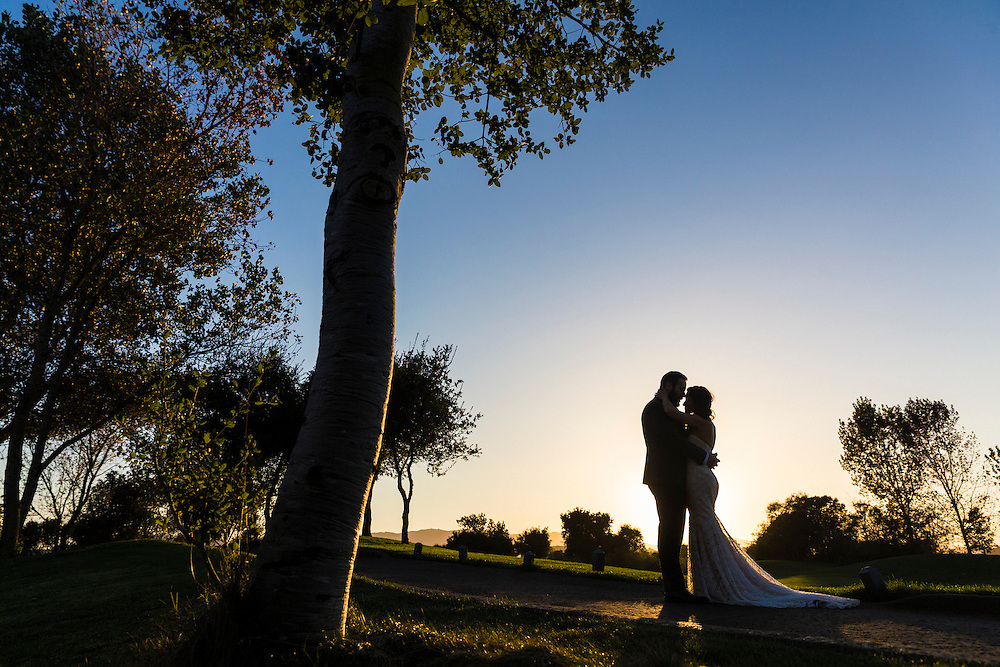 Bay Club Novato Wedding