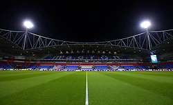 A general view of The Macron Stadium, home to Bolton Wanderers - Mandatory by-line: Robbie Stephenson/JMP - 02/02/2018 - FOOTBALL - Macron Stadium - Bolton, England - Bolton Wanderers v Bristol City - Sky Bet Championship