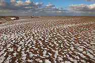 Cley Beach Winter Norfolk
