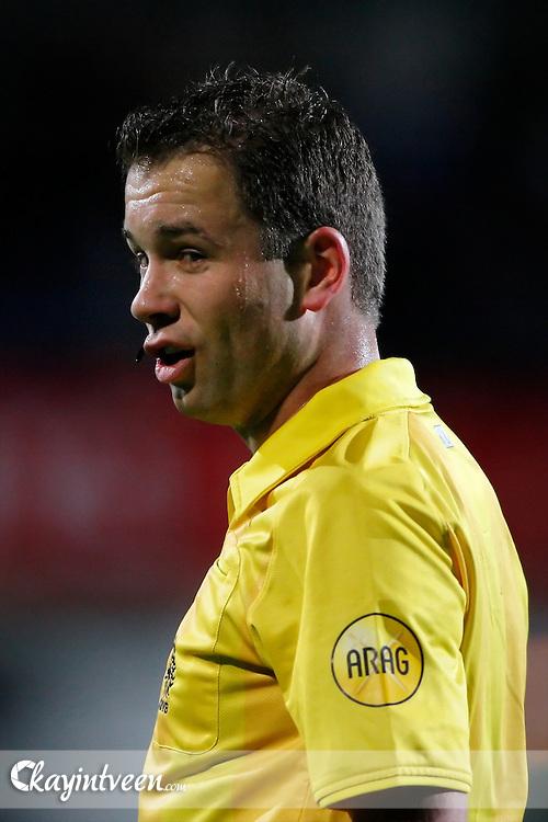 ROOSENDAAL - RBC Roosendaal - MVV, Jupiler League, Seizoen 2010-2011, 11-03-2011, Mariflex Stadion, Scheidsrechter Bart van der Scheer
