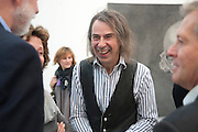 IVOR BRAKA, Opening of Frieze 2009. Regent's Park. London. 14 October 2009 *** Local Caption *** -DO NOT ARCHIVE-© Copyright Photograph by Dafydd Jones. 248 Clapham Rd. London SW9 0PZ. Tel 0207 820 0771. www.dafjones.com.<br /> IVOR BRAKA, Opening of Frieze 2009. Regent's Park. London. 14 October 2009
