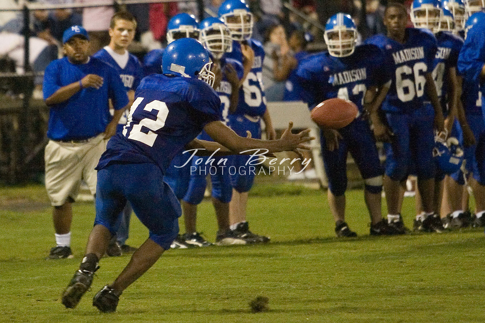 Freshman Football .vs Greene .September 13, 2006