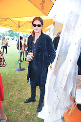 Actor JAMIE BURKE at the 2009 Veuve Clicquot Gold Cup Polo final at Cowdray Park Polo Club, Midhurst, West Sussex on 19th July 2009.