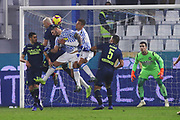 Foto LaPresse/Filippo Rubin<br /> 26/12/2018 Ferrara (Italia)<br /> Sport Calcio<br /> Spal - Udinese - Campionato di calcio Serie A 2018/2019 - Stadio &quot;Paolo Mazza&quot;<br /> Nella foto: KEVIN BONIFAZI (SPAL)<br /> <br /> Photo LaPresse/Filippo Rubin<br /> December 26, 2018 Ferrara (Italy)<br /> Sport Soccer<br /> Spal vs Udinese - Italian Football Championship League A 2018/2019 - &quot;Paolo Mazza&quot; Stadium <br /> In the pic: KEVIN BONIFAZI (SPAL)