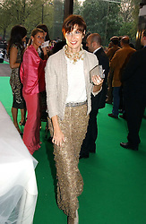 VICTORIA, LADY DE ROTHSCHILD at the NSPCC's Dream Auction held at The Royal Albert Hall, London on 9th May 2006.<br /><br />NON EXCLUSIVE - WORLD RIGHTS