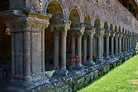 France, Vendée (85), Les Herbiers, abbaye de la Grainetière fondée en 1130 // France, Vendée, Les Herbiers, Grainetière abbey