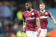Yannick Bolasie of Aston Villa (11) during the EFL Sky Bet Championship match between Aston Villa and Rotherham United at Villa Park, Birmingham, England on 18 September 2018.