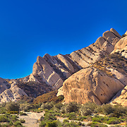 Mormon Rocks - Northwest View Close - HDR