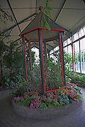 Buxton Pavilion greenhouse, Derbyshire, England