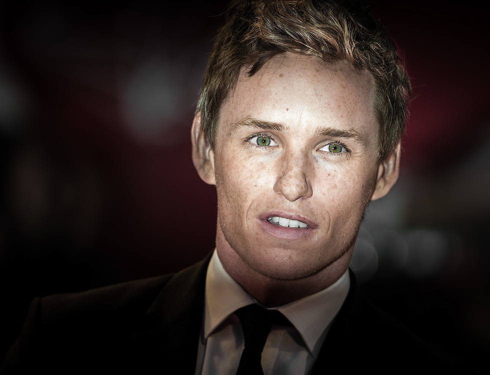 Eddie Redmayne - Actor - <br /> &copy; 2015 Piermarco Menini, all rights reserved, no reproduction without prior permission - www.piermarcomenini.com - mail@piermarcomenini.com