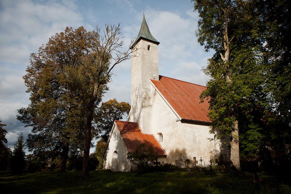 Noarootsi Church