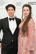 International Young Patrons Gala 2019 van het  Nationale Opera & Ballet in de Stopera, Amsterdam.<br /> <br /> Op de foto:  Peter Leung and Lisenka Heijboer