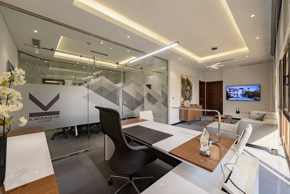 Starlight Developments Office in Katameya Heights | Client: Design District
