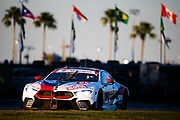 January 22-26, 2020. IMSA Weathertech Series. Rolex Daytona 24hr. #25 BMW Team RLL BMW M8 GTE, GTLM: Connor De Phillippi, Philipp Eng, Bruno Spengler, Colton Herta