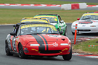 #26 Charlie RAWLES Mazda MX-5 Mk1  during BRSCC Mazda MX-5 Championship  as part of the BRSCC NW Mazda Race Day  at Oulton Park, Little Budworth, Cheshire, United Kingdom. June 16 2018. World Copyright Peter Taylor/PSP. Copy of publication required for printed pictures. http://archive.petertaylor-photographic.co.uk