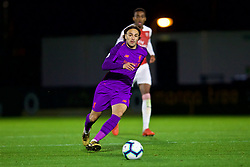 LONDON, ENGLAND - Friday, August 17, 2018: Liverpool's Lazar Markovic during the Under-23 FA Premier League 2 Division 1 match between Arsenal FC and Liverpool FC at Meadow Park. (Pic by David Rawcliffe/Propaganda)