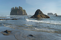 Second Beach Olympic National Park, La Push Washington