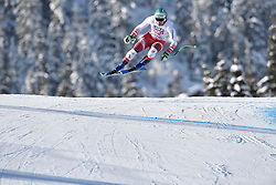 07.03.2020, Kvitfjell, NOR, FIS Weltcup Ski Alpin, Abfahrt, Herren, im Bild Otmar Striedinger (AUT) // Otmar Striedinger of Austria in action during his run in the men's Downhill of FIS ski alpine world cup. Kvitfjell, Norway on 2020/03/07. EXPA Pictures © 2020, PhotoCredit: EXPA/ Jonas Ericsson