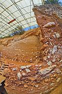Alberto Carrera, Arqueological Site of Atapuerca, UNESCO World Heritage Site, Atapuerca Mountains, Burgos, Castilla y León, Spain, Europe