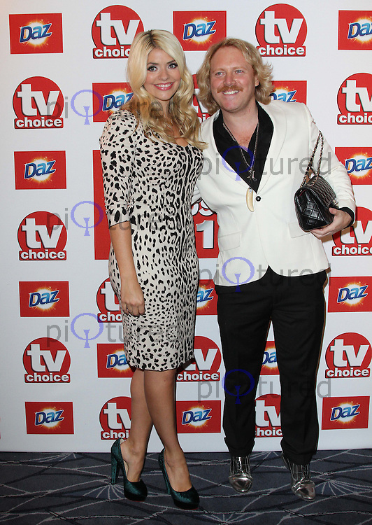 Holly Willoughby; Leigh Francis TVChoice Awards, Savoy Hotel, London, UK. 13 September 2011 Contact: Rich@Piqtured.com +44(0)7941 079620 (Picture by Richard Goldschmidt)