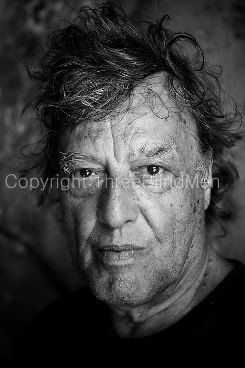 Sir Tom Stoppard at the Galle Literary Festival. January 2012