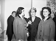 Italian Cultural Institute Inaugural Meeting at 11 Fitzwilliam Square, Dublin.20/04/1954