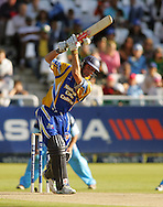 CAPE TOWN, SOUTH AFRICA - 20 April 2008, Andrew Puttick hits a four during the Standard Bank Pro 20 Semi Final match between The Nashua Cape Cobras and Nashus Titans held at Sahara Park Newlands in Cape Town, South Africa..Photo by www.sportzpics.net