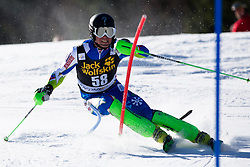 SKUBE Matic of Slovenia during the 1st Run of Men's Slalom - Pokal Vitranc 2014 of FIS Alpine Ski World Cup 2013/2014, on March 9, 2014 in Vitranc, Kranjska Gora, Slovenia. Photo by Matic Klansek Velej / Sportida