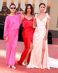 July 22, 2019 - Los Angeles, CA, USA - LOS ANGELES - JUL 22:  Tallulah Belle Willis, Scout LaRue Willis, Rumer Willis at the ''Once Upon a Time in Hollywod'' Premiere at the TCL Chinese Theater IMAX on July 22, 2019 in Los Angeles, CA  (Credit Image: © Kathy Hutchins via ZUMA Wire)