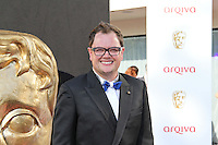 LONDON - MAY 27: Alan Carr attends the Arqiva British Academy Television Awards at the Royal Festival Hall, London, UK. May 27, 2012. (Photo by Richard Goldschmidt)
