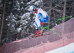 21.02.2013, Kandahar, Garmisch Partenkirchen, AUT, FIS Weltcup Ski Alpin, Abfahrt, Herren, 1. Training, im Bild Carlo Janka (SUI) // Carlo Janka of Switzerland in action during 1st practice of the  mens Downhill of the FIS Ski Alpine World Cup at the Kandahar course, Garmisch Partenkirchen, Germany on 2013/02/21. EXPA Pictures © 2013, PhotoCredit: EXPA/ Johann Groder
