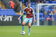 Michael Keane (Burnley) during the Pre-Season Friendly match between Bolton Wanderers and Burnley at the Macron Stadium, Bolton, England on 26 July 2016. Photo by Mark P Doherty.