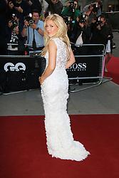 © Licensed to London News Pictures. 02/09/2014, UK. Ellie Goulding, GQ Men of the Year Awards, Royal Opera House Covent Garden, London UK, 02 September 2014. Photo credit : Richard Goldschmidt/Piqtured/LNP