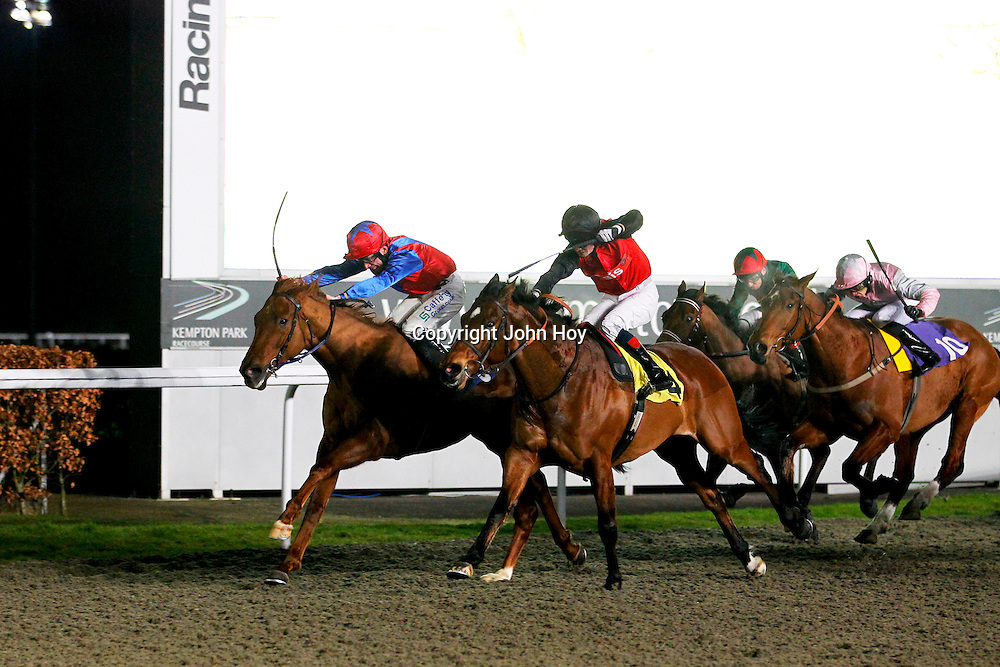 Reasons Unknown and S W Kelly winning the 7.30 race