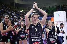 20170501 ITA: Liu Jo Volley Modena - Igor Gorgonzola Novara, Modena