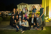 THE DANCERS, Opening of Grange Park Opera, Fiddler on the Roof, Grange Park Opera, Bishop's Sutton, <br /> Alresford, 4 June 2015