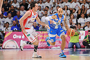 DESCRIZIONE : Campionato 2014/15 Serie A Beko Dinamo Banco di Sardegna Sassari - Grissin Bon Reggio Emilia Finale Playoff Gara3<br /> GIOCATORE : David Logan<br /> CATEGORIA : Palleggio Contropiede<br /> SQUADRA : Dinamo Banco di Sardegna Sassari<br /> EVENTO : LegaBasket Serie A Beko 2014/2015<br /> GARA : Dinamo Banco di Sardegna Sassari - Grissin Bon Reggio Emilia Finale Playoff Gara3<br /> DATA : 18/06/2015<br /> SPORT : Pallacanestro <br /> AUTORE : Agenzia Ciamillo-Castoria/L.Canu