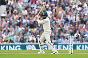 Ravindra Jadeja of India in action during day 3 of the 5th test match of the International Test Match 2018 match between England and India at the Oval, London, United Kingdom on 9 September 2018.