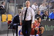 DESCRIZIONE : Roma Lega serie A 2013/14 Acea Virtus Roma Grissin Bon Reggio Emilia<br /> GIOCATORE : Massimiliano Menetti<br /> CATEGORIA : Delusione<br /> SQUADRA : Grissin Bon Reggio Emilia<br /> EVENTO : Campionato Lega Serie A 2013-2014<br /> GARA : Acea Virtus Roma Grissin Bon Reggio Emilia<br /> DATA : 22/12/2013<br /> SPORT : Pallacanestro<br /> AUTORE : Agenzia Ciamillo-Castoria/GiulioCiamillo<br /> Galleria : Lega Seria A 2013-2014<br /> Fotonotizia : Siena Lega serie A 2013/14 Acea Virtus Roma Grissin Bon Reggio Emilia<br /> Predefinita :