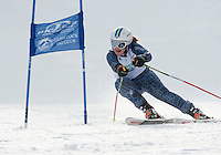 Tecnica Cup alpine giant slalom at Gunstock  January 28, 2012.