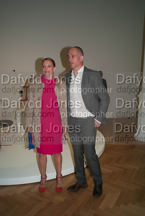 TIPHAINE DE LUSSIS; DINOS CHAPMAN, Calder After The War. Pace London. Burlington Gdns. London. 18 April 2013.