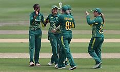 England Women v South Africa Women - 9 June 2018