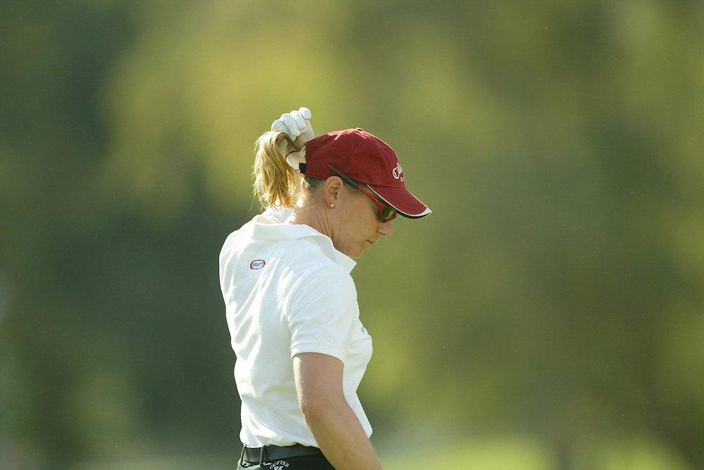 Annika Sorenstam..2004 Kraft Nabisco Championship.MIssion Hills CC.Rancho Mirage, CA .Second Round.Friday, March 26 2004..photograph by Darren Carroll