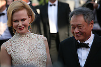 Nicole Kidman and Ang Lee at the 'Nebraska' film gala screening at the Cannes Film Festival Thursday 23rd May 2013