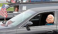 TALLEYVILLE, DE - NOVEMBER 4:  A limousine company placed masks of Presidential candidates Barack Obama and John McCain  on mannequins in their vehicles November 4, 2008 in Talleyville, Delaware. Record turnout is expected at the polls for today's election. (Photo by William Thomas Cain/Getty Images)