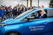 Koning bij lancering van nieuw energie- en mobiliteitssysteem