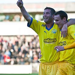 Ayr United v Morton   Scottish Division One   5 November 2011
